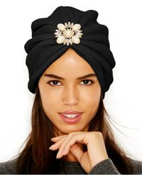 BCBGeneration | Black Stellar Turban | Lyst