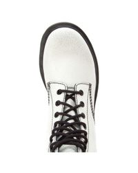 Dr. Martens - Black Pascal 8-eye Boot - Lyst