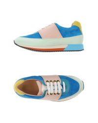 Viktor & Rolf - Blue Low-tops & Trainers - Lyst