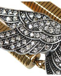 Lulu Frost - Metallic Gold-Tone Aviary Statement Necklace - Lyst