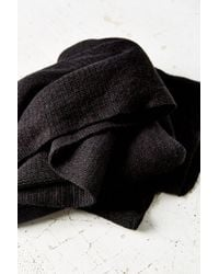 Urban Outfitters - Black Femme Super Soft Square Scarf - Lyst