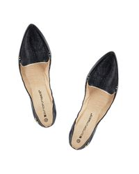 Butterfly Twists | Black Ballerina Shoe | Lyst