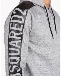 DSquared² - Gray Sexy Muscle Fit Sweatshirt for Men - Lyst