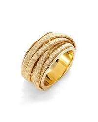 Marco Bicego | Yellow 'cairo' Multi Strand Ring | Lyst