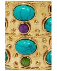 Sylvia Toledano | Blue Small Turquoise Byzance Cuff | Lyst