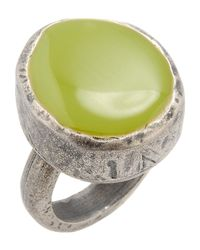 Marni - Green Ring - Lyst