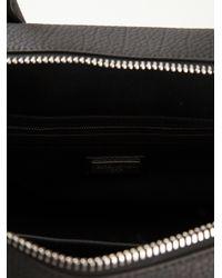 Giorgio Armani - Black Classic Briefcase for Men - Lyst