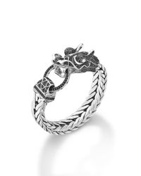 John Hardy | Metallic Legends Naga Dragon Head Bracelet | Lyst