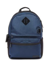 Lexdray | Blue 'san Diego' Ballistic Nylon Backpack for Men | Lyst