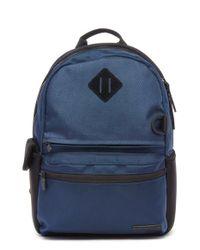 Lexdray | Blue 'san Diego' Ballistic Nylon Backpack for Men | Lyst