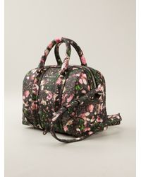 Givenchy - Multicolor Floral Print Small Lucrezia Tote - Lyst
