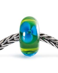 Trollbeads - Green Brook Flowers - Lyst