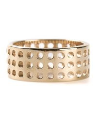 Kelly Wearstler | Metallic 'precision' Ring | Lyst