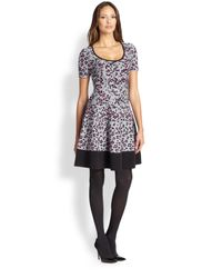 8a707a429be Kate Spade. Women s Cyber Cheetah-Print Sweaterdress