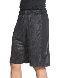 Nike - Black 'hyperspeed - Shred' Dry-fit Training Shorts for Men - Lyst