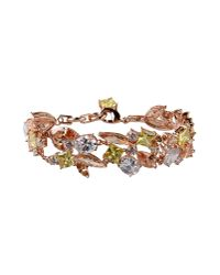 Jenny Packham | Metallic Bracelet | Lyst
