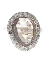 Rosa Maria | Metallic 'iroma' Ring | Lyst