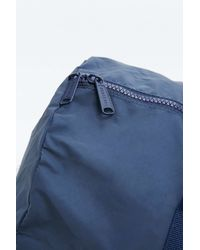 Herschel Supply Co. - Blue Day/night Packable Navy Reflective Holdall Bag for Men - Lyst