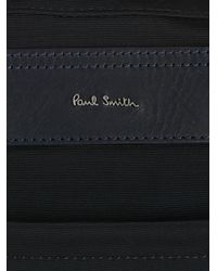 Paul Smith - Blue Grosgrain Briefcase for Men - Lyst