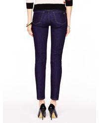 Kate Spade | Blue Delancey Street Straight Leg Jean | Lyst