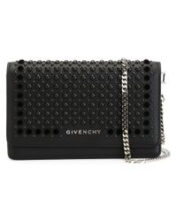 Givenchy - Black 'pandora' Crossbody Bag - Lyst