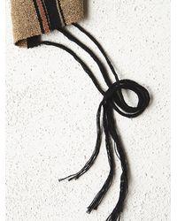 Free People | Brown Ghost Dancer Womens Ghost Dancer Bracelet | Lyst