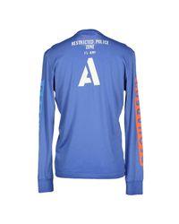 DSquared² - Blue T-shirt for Men - Lyst