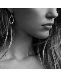 David Yurman - Metallic Confetti Drop Earrings With Diamonds And Gold - Lyst