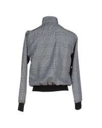 Moschino - Gray Jacket for Men - Lyst