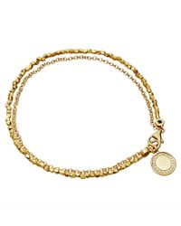 Astley Clarke | Metallic Cosmos Friendship Bracelet - For Women | Lyst