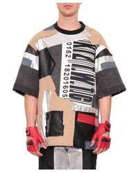 KTZ - Multicolor Translucent Engine Cotton T-shirt - Lyst