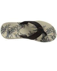 Quiksilver - Brown Carver Suede Art for Men - Lyst