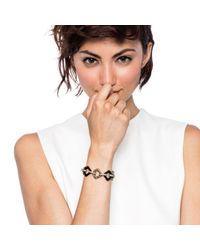 Lulu Frost - Metallic Narcissus Bracelet - Lyst