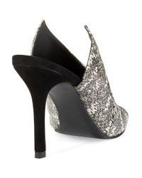 Trina Turk | Black Laguna Heels | Lyst
