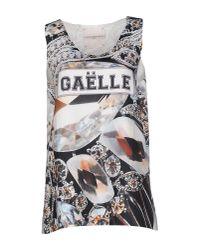 Gaëlle Bonheur - Gray Vest - Lyst