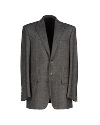 Pal Zileri - Gray Blazer for Men - Lyst