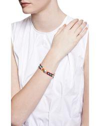 Dezso by Sara Beltran   Multicolor Oneofakind Beaded Bracelet   Lyst