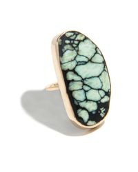 Melissa Joy Manning | Green Milkyway Turquoise Ring | Lyst