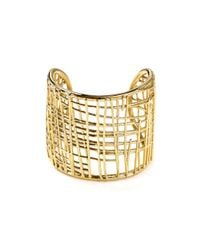 Marc By Marc Jacobs - Metallic Scribble Cuff - Lyst