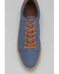 Urban Outfitters - Blue Court Trainer Sneaker for Men - Lyst
