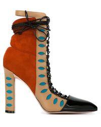 Paula Cademartori - Natural 'warrior' Boots - Lyst