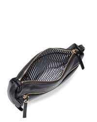 kate spade new york   Black 'cobble Hill - Deva' Leather Crossbody Bag   Lyst