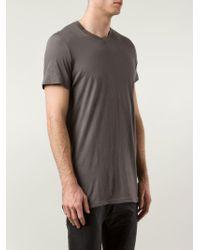 Julius | Gray Long T-shirt for Men | Lyst