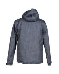 Vans - Blue Jacket for Men - Lyst