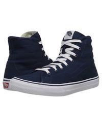 Vans | Blue Sk8-hi Decon | Lyst