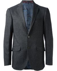 Etro | Gray Blazer for Men | Lyst