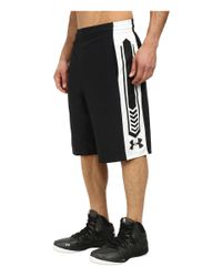 Under Armour - Black Ua Disruptor Short for Men - Lyst