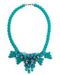 EK Thongprasert | Blue Pas De Chat Necklace | Lyst