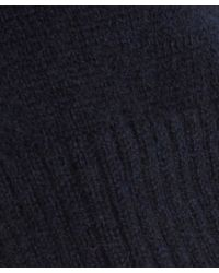 2nd Day | Blue Navy Cashmere Knitted Zuky Jumper | Lyst