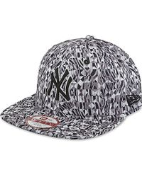 KTZ | Black New York Yankees 9fifty Biggie Snapback Cap for Men | Lyst